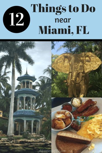 Here are 12 things to in miami along with places to eat, and places to visit in miami, fort lauderdale, and key west florida #travel #travelguides #florida #vacation