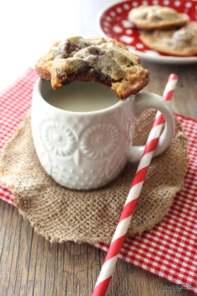 bacon chocolate chip cookie - knead to cook