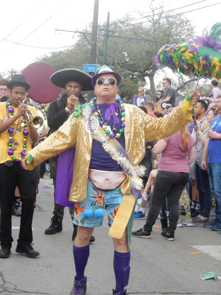Mardi Gras Day Costumes Are The Best! See Tons Of Costumes Walking The  Streets Of. U201c