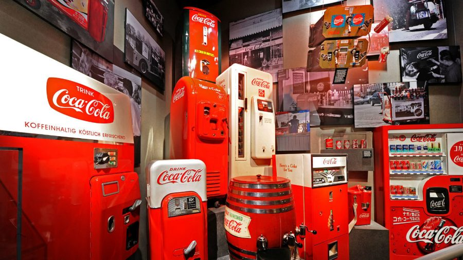 world of coca cola vending machines over time are just some of the unique things you can experience at the world of coca-cola. See and learn the history of coca-cola, watch a movie in their theater and taste many flavors of coke here in Atlanta. For other great attractions, visit adventuresofb2.com