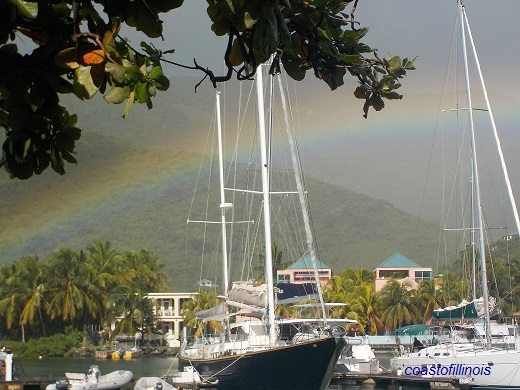 Sailing School: Tortola, British Virgin Islands!