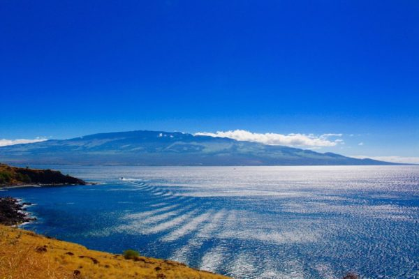 blue shores of Maui