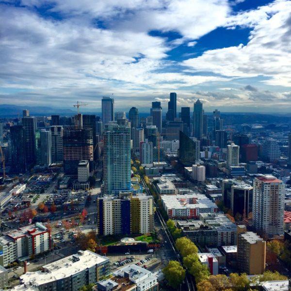 living in Seattle