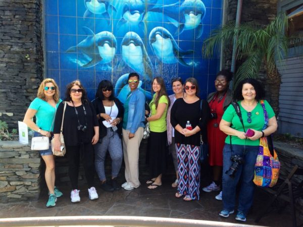 Our fun group of foodie travel bloggers.