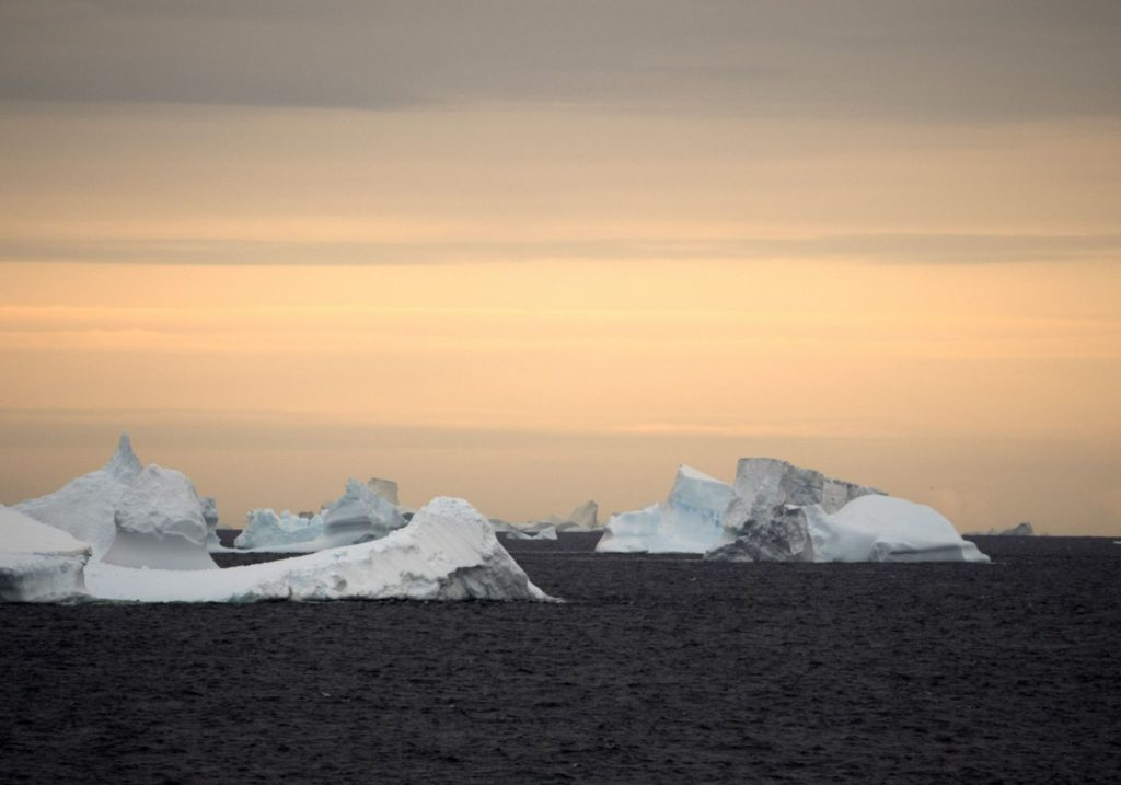 A Sunset Adventure in Antarctica – By Travels with Tam