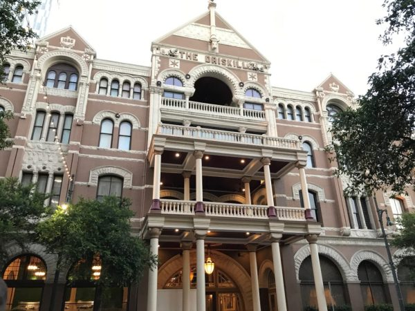 austin, texas, driskill hotel, haunted hotel, lbj suite