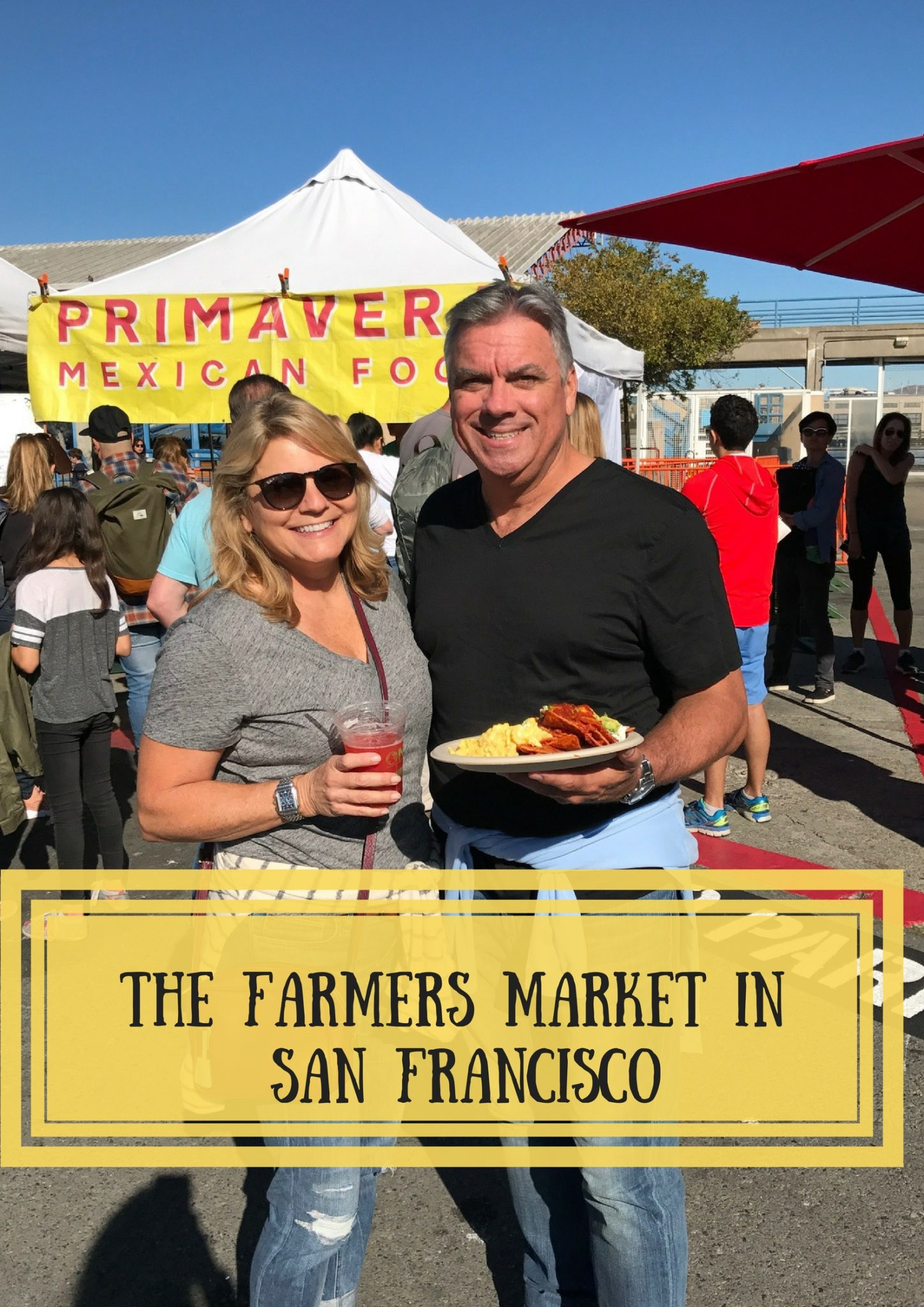 The Farmers Market :: A Saturday Tradition at the San Francisco Ferry Building