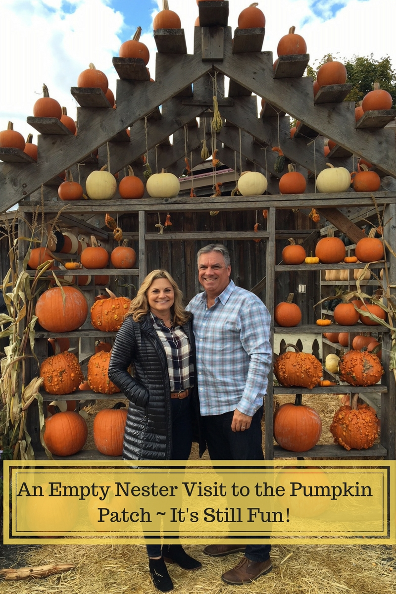 An Empty Nester Visit to the Pumpkin Patch in Seattle ~ It's still fun!