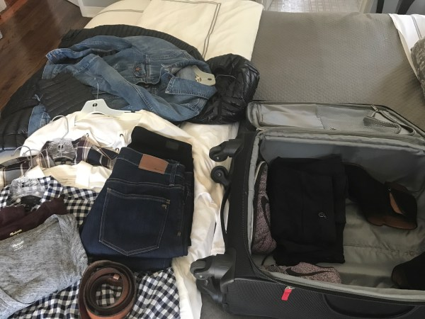 What to pack for a short trip in the fall