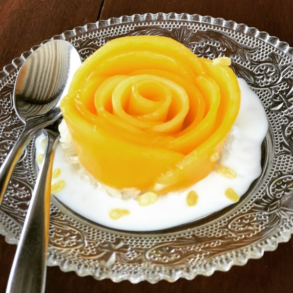 Ten reasons to visit Thailand and the best reason is the Mango Sticky Rice.