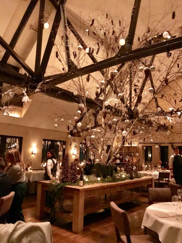 Dinner at Blue Hill at Stone Barns