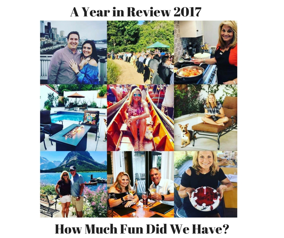 Adventures of Empty Nesters: A Year in Review – How Much Fun Did We Really Have?