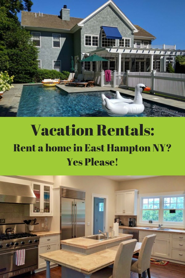 rent a home in East Hampton