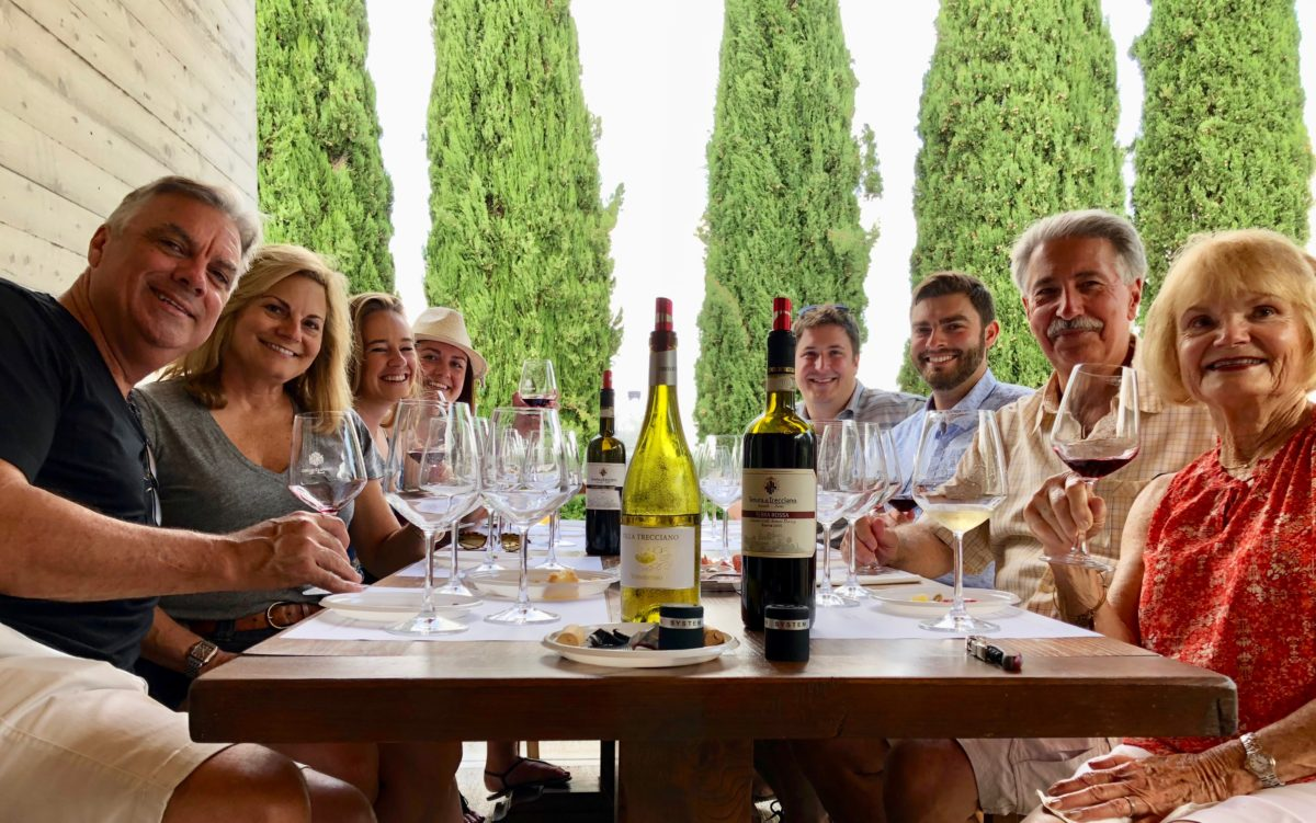 The Secret to Successful Multigenerational Travel :: Food & Wine
