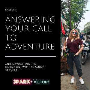The Spark + Victory Podcast