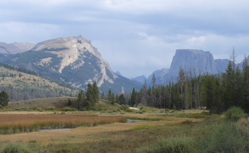 Going to the Winds – Green River Lakes & Squaretop Mountain, WY (8-29-15)