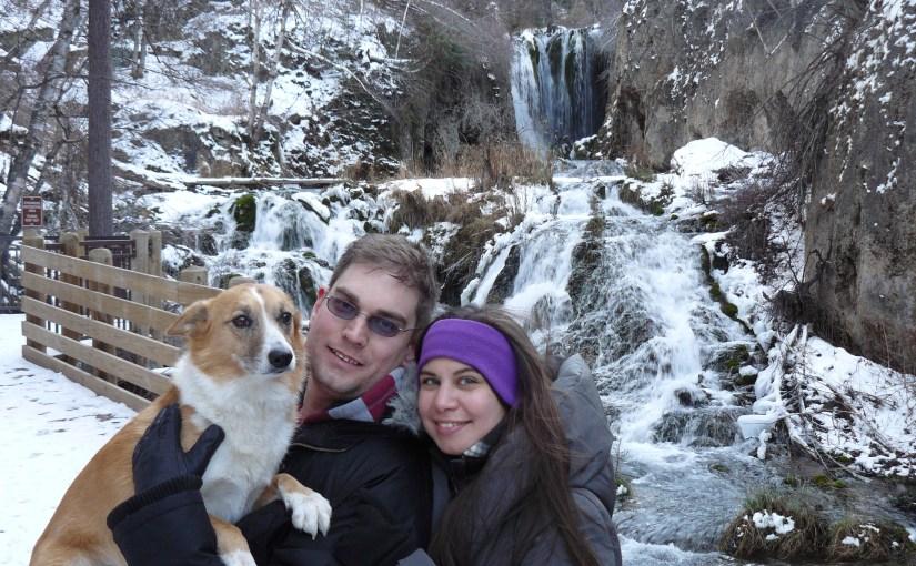 Black Hills, SD Expedition No. 146(a) – Roughlock Falls (11-22-15)
