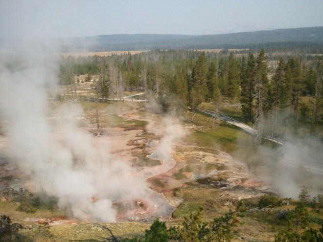Yellowstone NP, WY 8-13-12