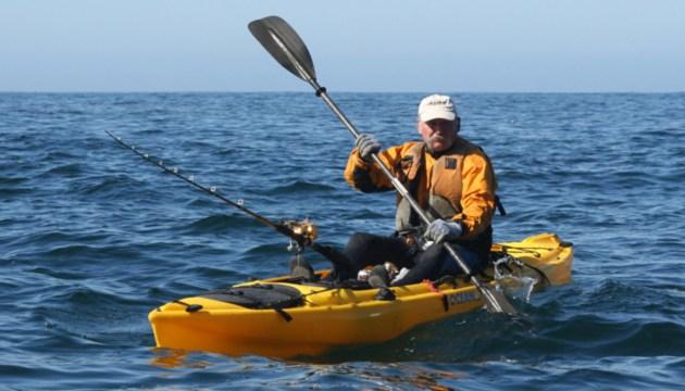 A Look Back at the Original Ocean Kayak Big Game