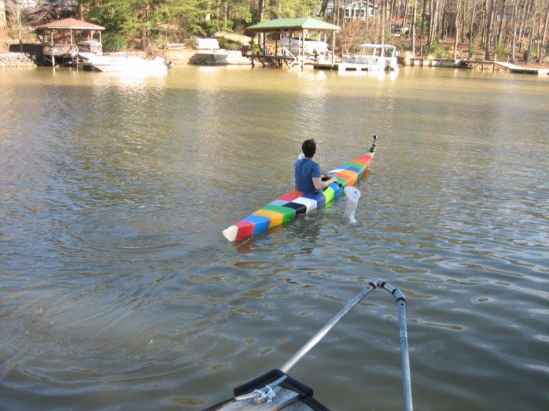 3D Kayak Engineering | Adventure Sports Network