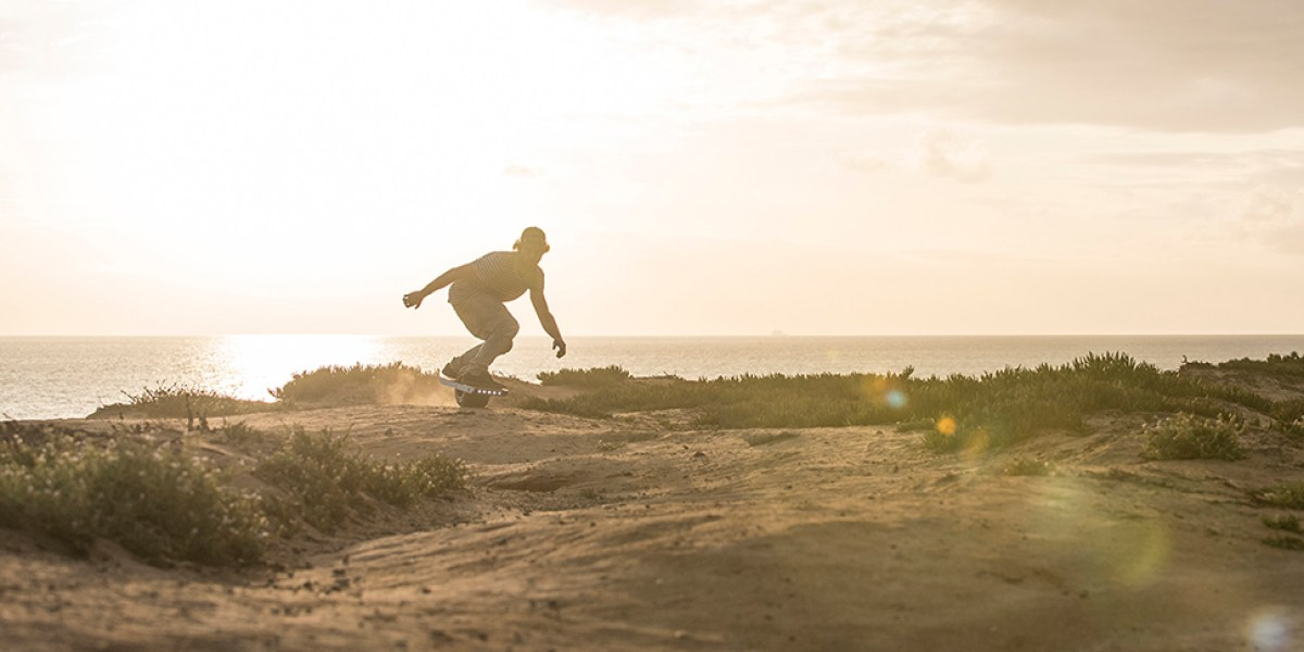 Gear Review | OneWheel to Rule Them All | Adventure Sports Network