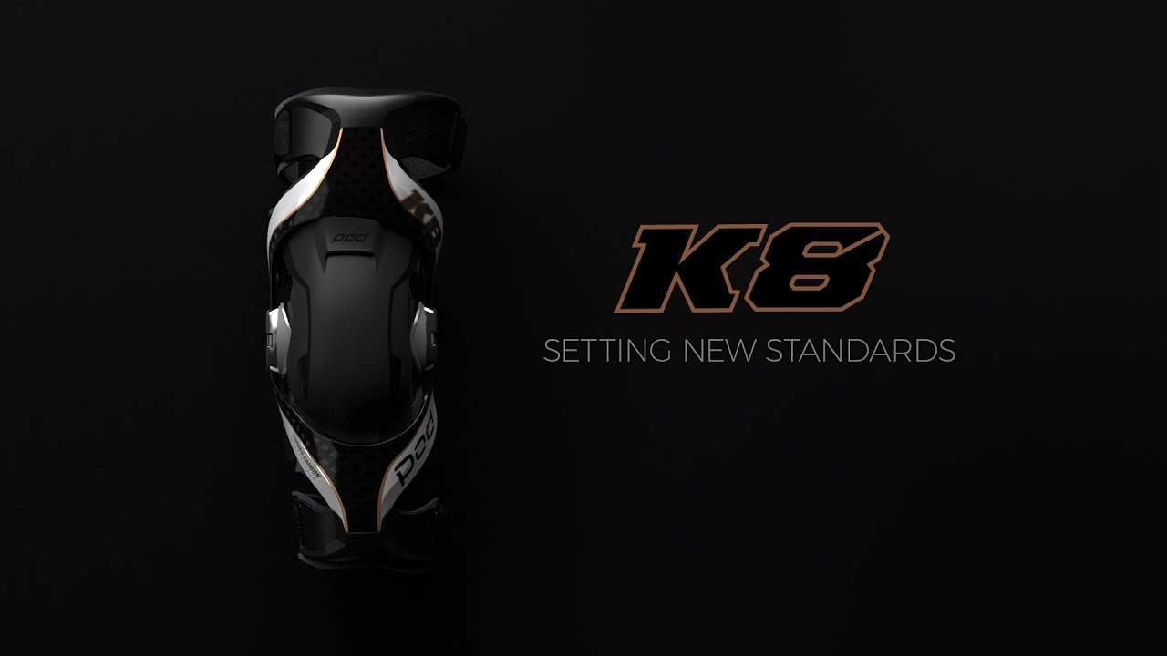 POD Active Releases New K8 Forged Carbon Knee Brace | Adventure Sports Network