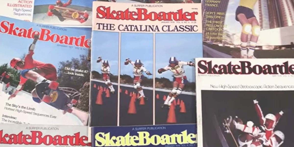 Check Out 'The Original Skateboarder' (Full Documentary)