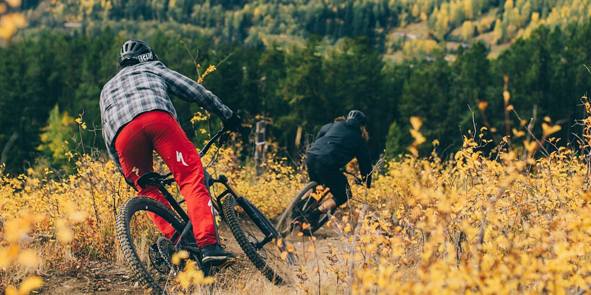 The Art of Riding: These 2 Pro Mountain Bikers View Riding in an Entirely Different Way | Adventure Sports Network