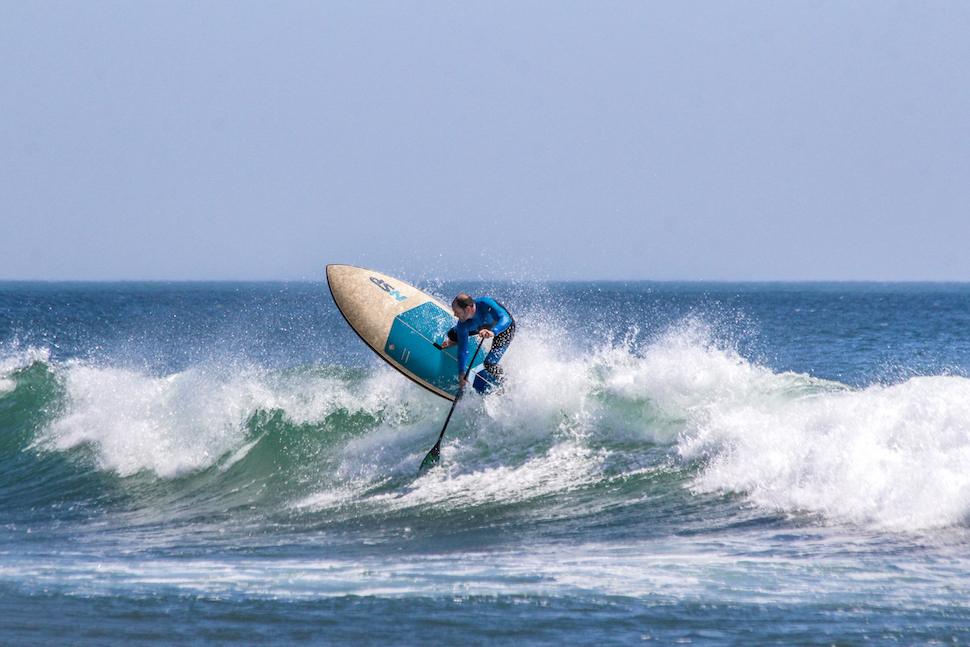 Board Review: NSP's Eco-Friendly DC Surf Wide