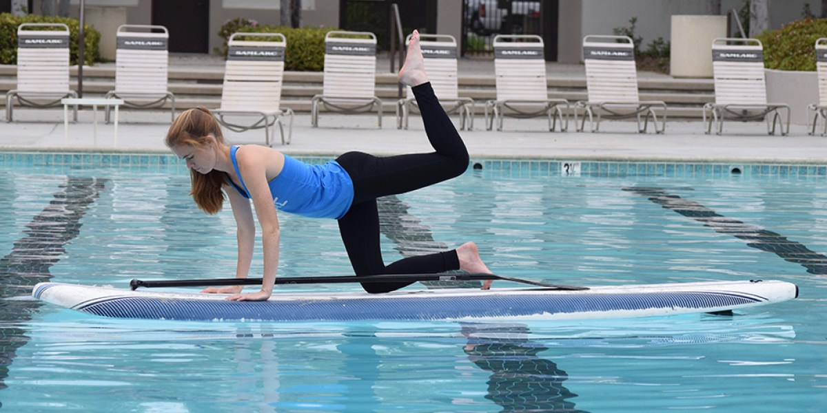 5 SUP Exercises to Get Your Butt In Shape