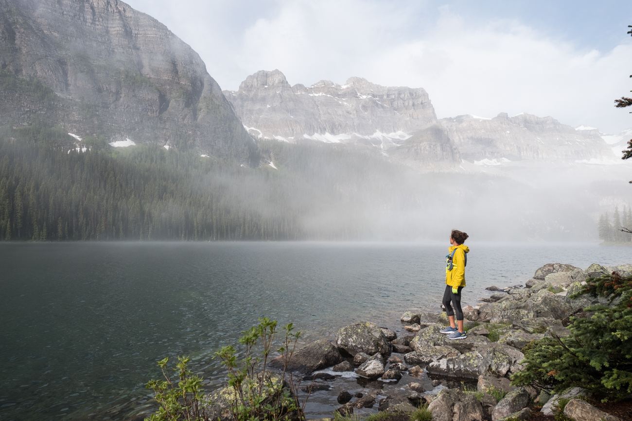 5 Spectacular Trail Runs in Banff National Park