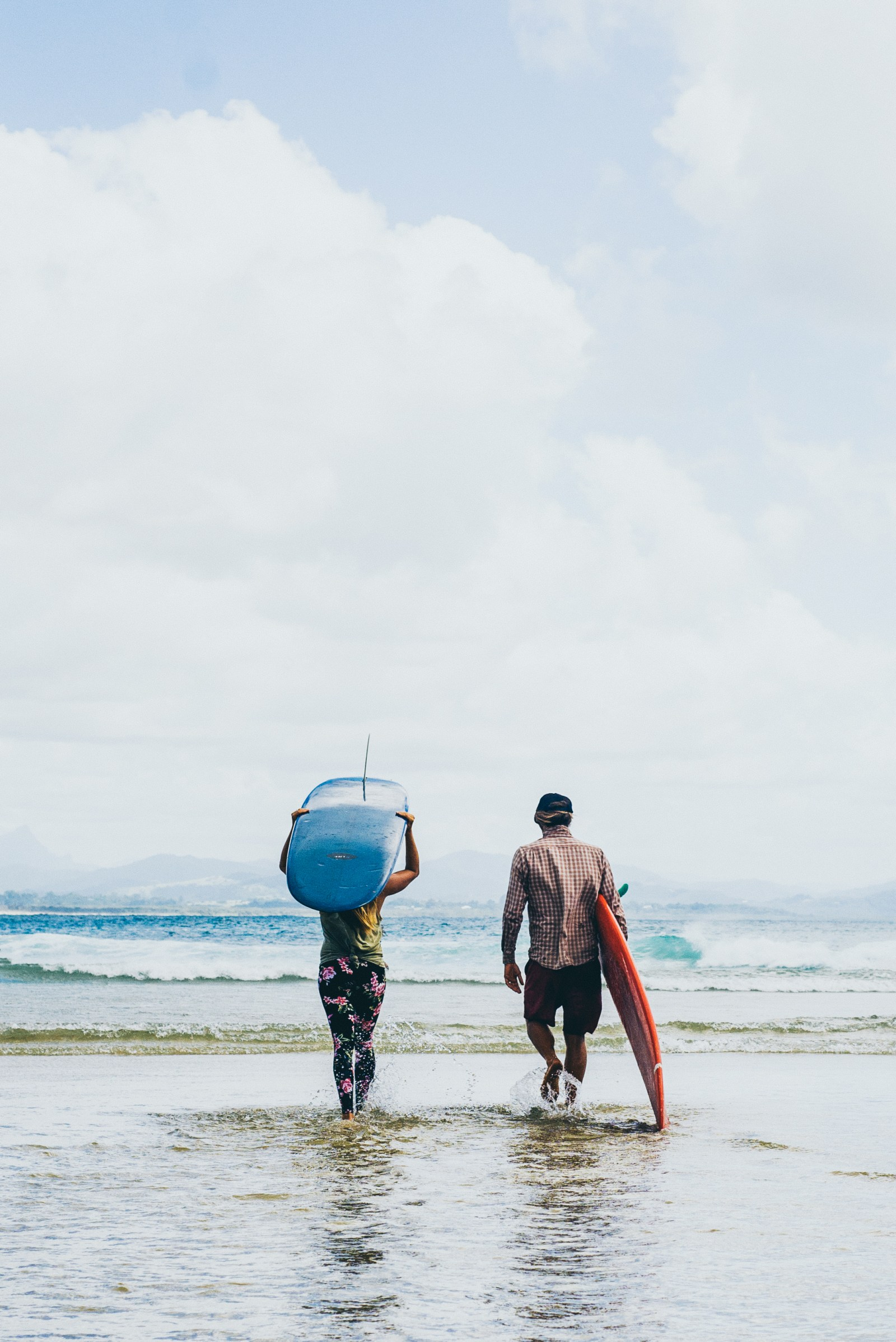 Lauren Hill and Dave Rastovich Are Podcasting to Revive Surf Culture