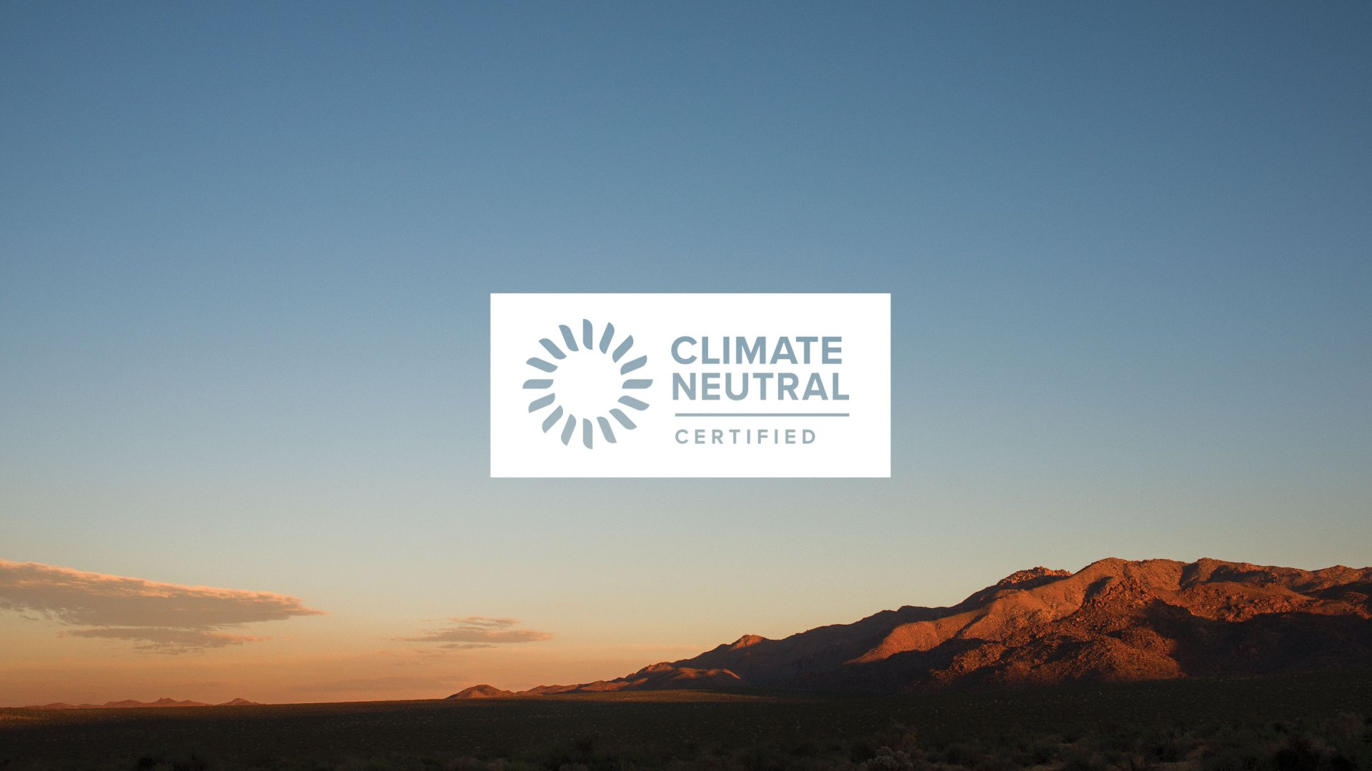 How This 'Climate Neutral' Brand Certification Aims to Significantly Help the Planet