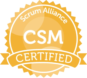 certified scrum master training course