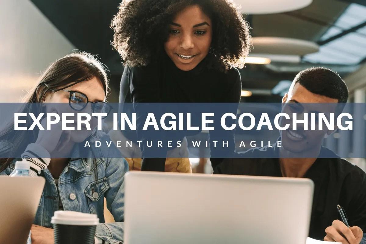 Expert in Agile Coaching