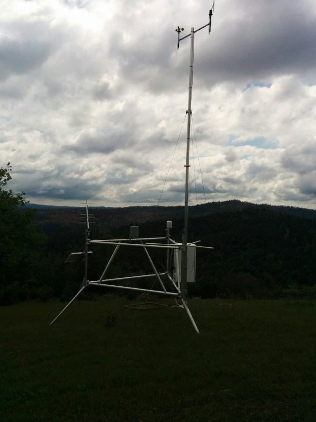 The Main Weather Instrument Contraption