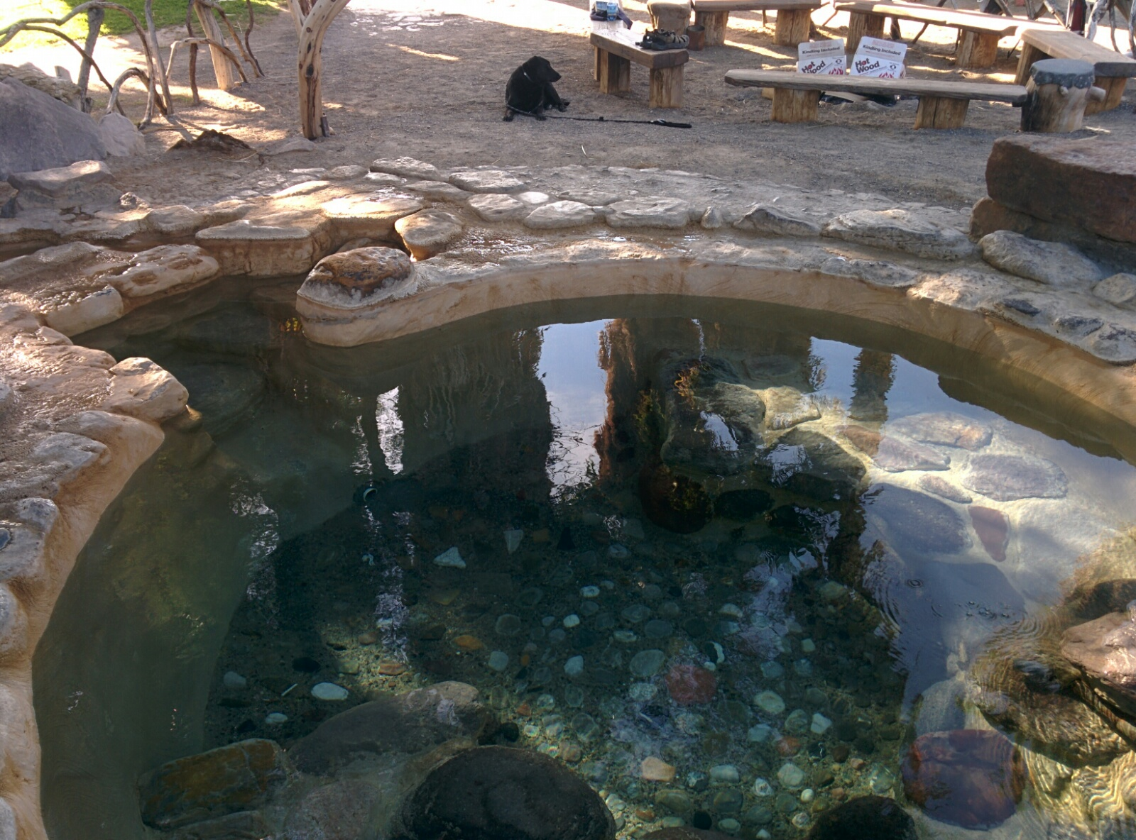 Saline Valley Warm Springs – Adventures With Dog