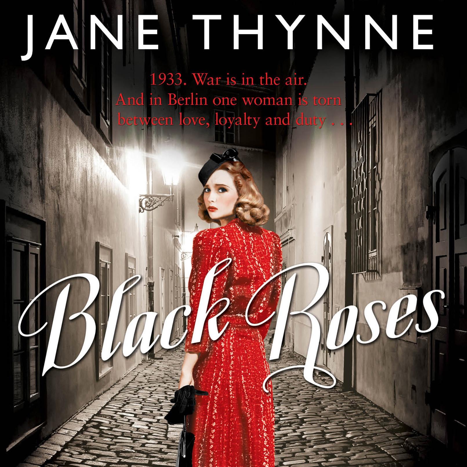 Black Roses Blog Tour: the Q&A