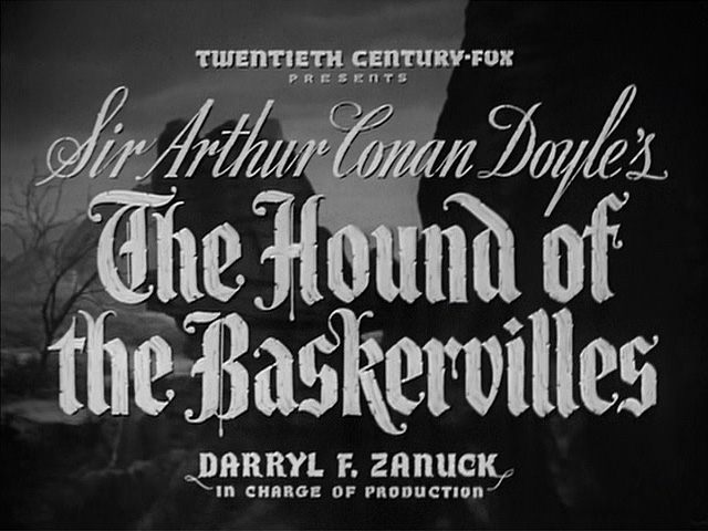 Sherlock Holmes heads to Dartmoor for an encounter with The Hound of the Baskervilles