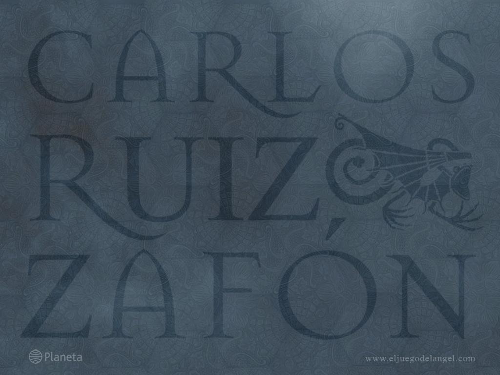 Review: The Angel's Game by Carlos Ruiz Zafon