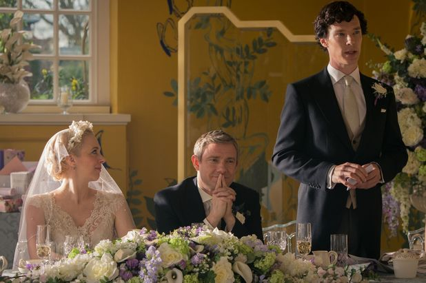 Sherlock - The Sign of Three Review