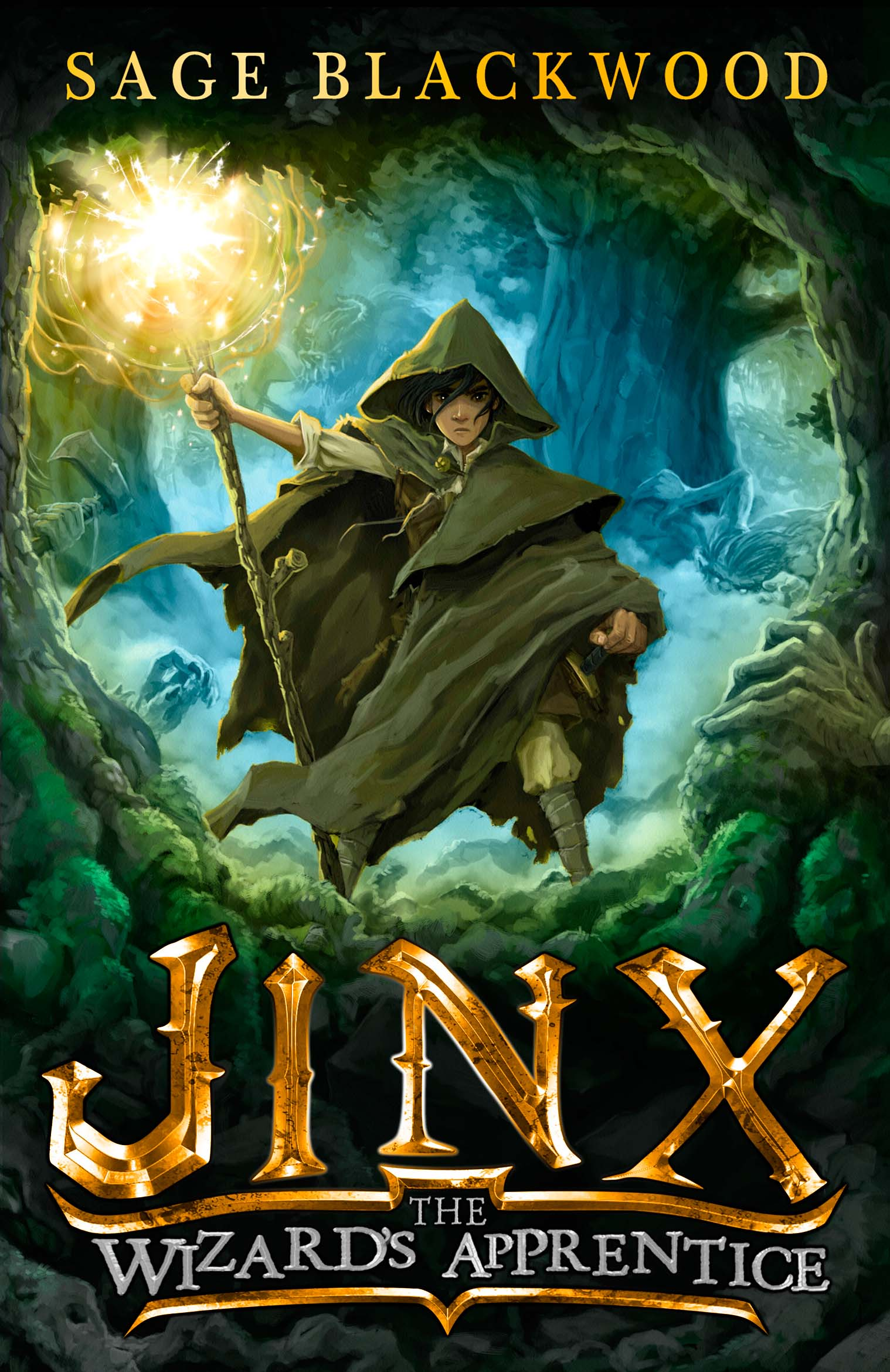 Review: Jinx, The Wizard's Apprentice by Sage Blackwood