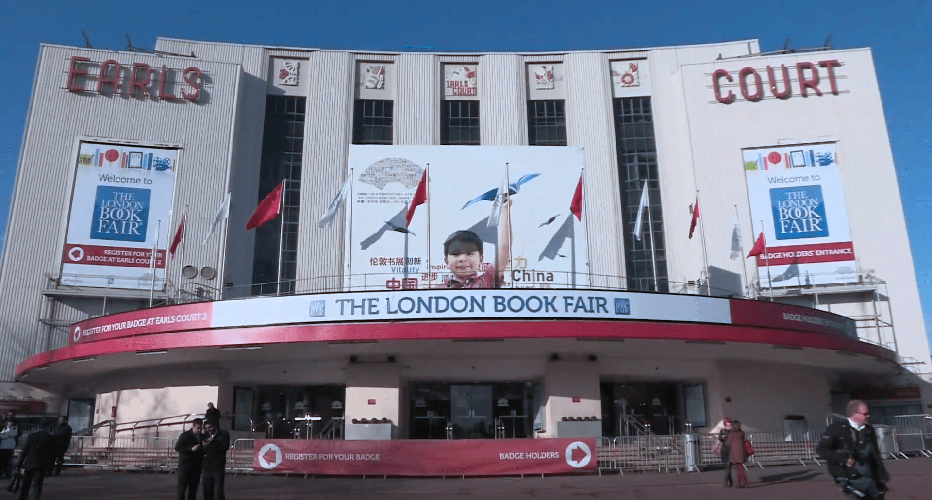 Podcast: Penguins and Book Fairs