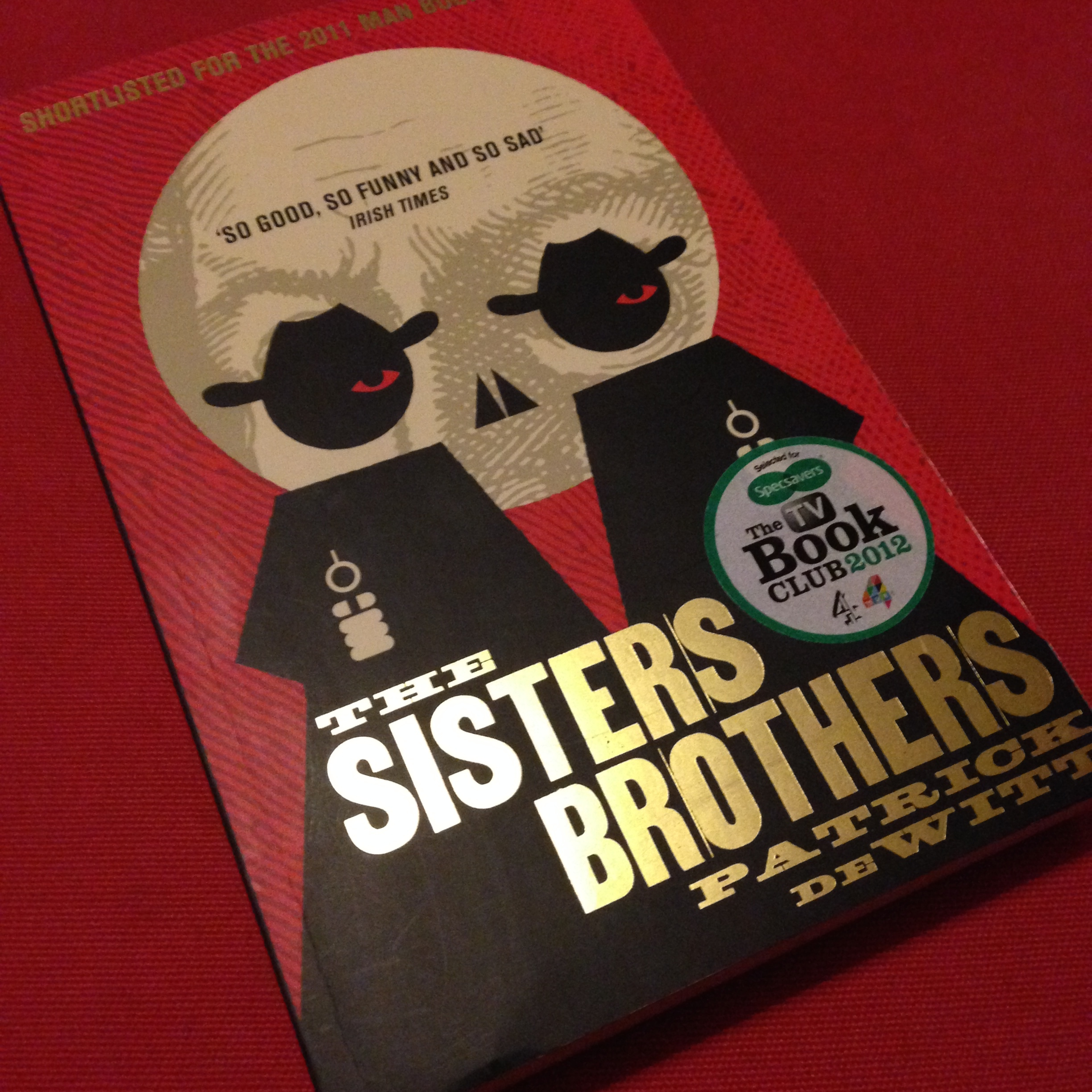 Bought On A Recommendation: The Name of the Rose and The Sisters Brothers #bookadayUK
