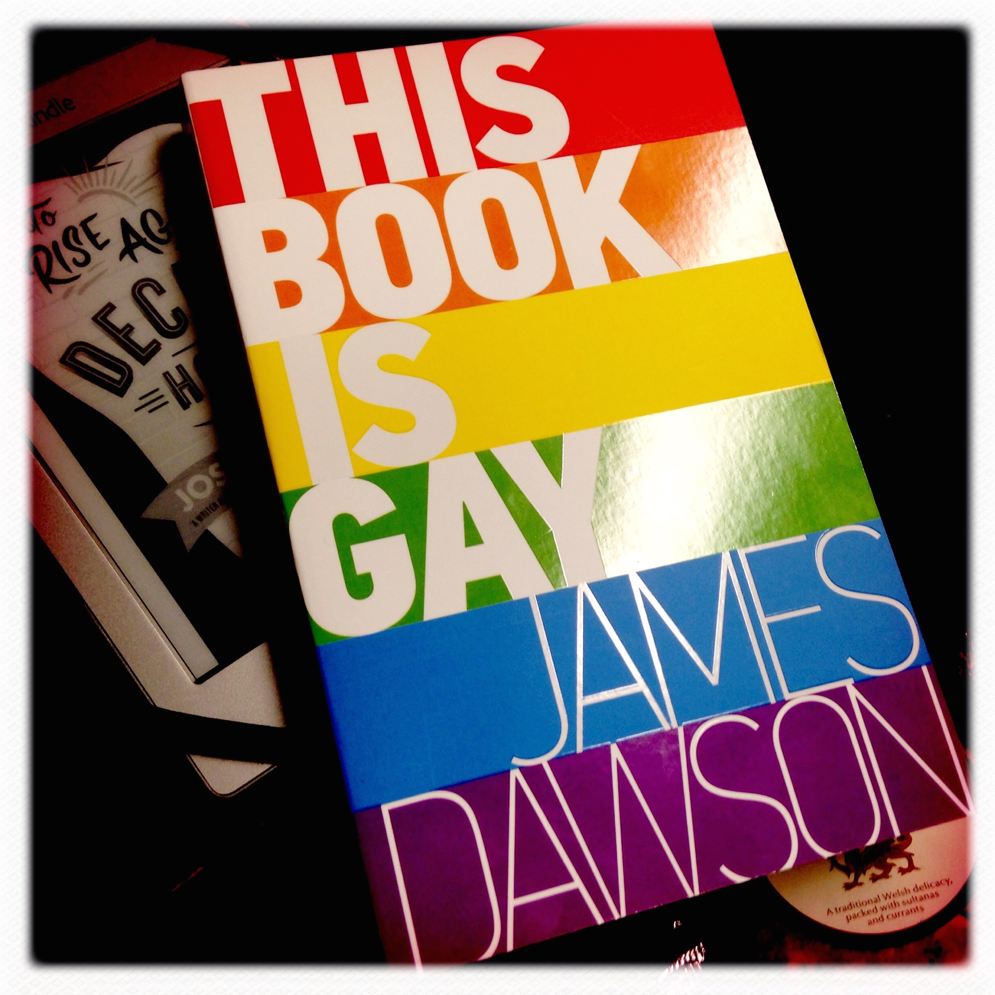 Review: This Book Is Gay by James Dawson