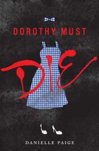 Cover art: Dorothy Must Die