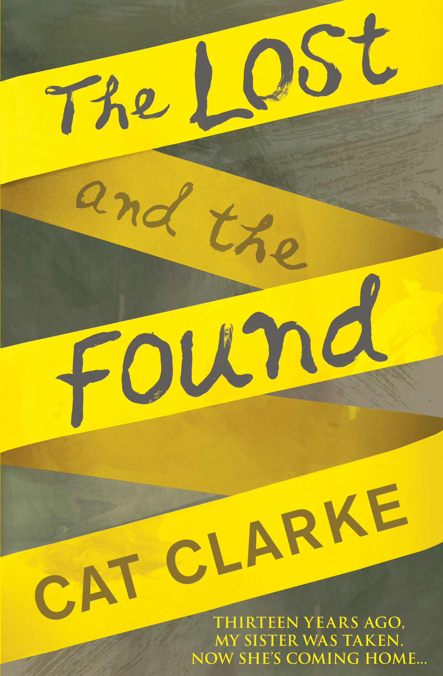 Review: The Lost and the Found by Cat Clarke - #laurelloganlost blog tour