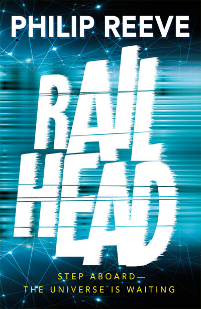 Podcast: Philip Reeve on Railhead, and more