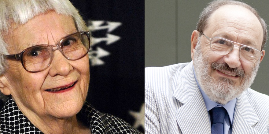 Podcast: Remembering Harper Lee and Umberto Eco