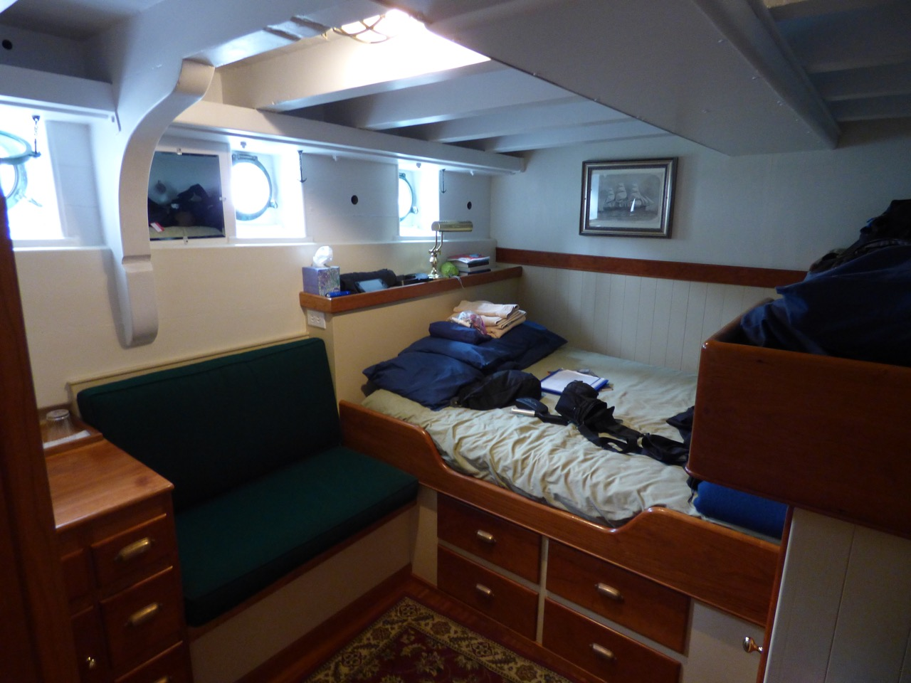 Cruising the Inside Passage in SE Alaska in a (Very) Small Boat